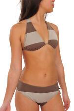 Burberry bikini set Femme S Beige  unicoloré