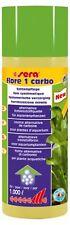 Sera Flora 1 Carbo 250ml Fertilizer Liquid For Plants Aquatic