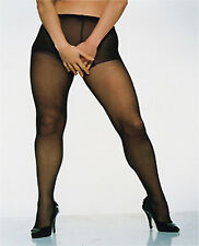 Crotchless Tights Plus Size 16-20 (UK Made) Open Crotch Crutchless