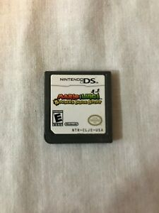 Mario & Luigi Bowser's Inside Story Nintendo DS - Game Cart Only