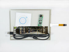 NEW 4 wire Touch Screen for DIY 8 inch   Display panel USB port