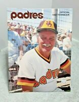 1982 San Diego Padres Official Yearbook