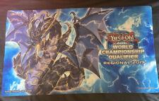 Yu-Gi-Oh! 2019 Regional Top 8 WCQ Thunder Dragon Colossus Playmat Mat