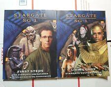 Aeg Stargate Sg-1 Rpg First Steps and living gods