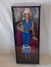 2014 - The Barbie Look Red Carpet Doll - Blue Jumpsuit