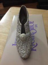 1999 Raine Just The Right Shoe I Do wedding Shoe 25031