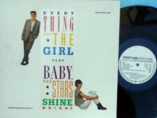 Everything But The Girl ORIG GER LP Baby the stars shine bright NM '86 Alt Rock