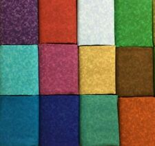 "Quilting Blenders 100% Cotton 45"" Wide Variety Bty You Choose!"