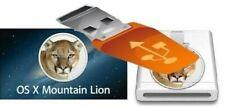 Mac OS X Mountain Lion Lion 10.8 su Chiavetta USB Avviabile per L'installazione