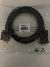 Monoprice 3037: VGA & USB to M1-D, USB Male, 12ft