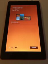 """KINDLE FIRE 7"""" (5TH GENERATION) WIFI (8GB) DEVICE RED"""