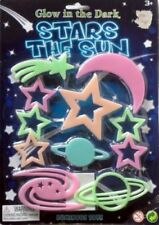 Space & Planets Plastic Bathroom Wall Stickers