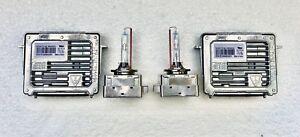2x New OEM 13-17 Buick Enclave Xenon Ballast & HID D3S Bulb Control Unit Module