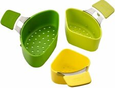 Joseph Joseph Nest Steamer Basket Set, Green (40083)
