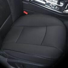 PU Leather Car Cover Seat Protector Cushion Front Cover Breathable Universal US