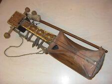 seltene alte Sarangi Indien Pakistan Nepal Streichinstrument um 1850 very old