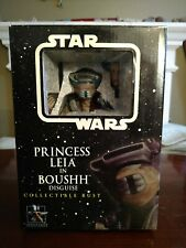 Gentle Giant Princess Leia In Boushh Complete in Box!