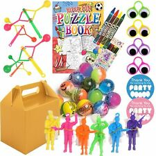 Boys Wedding Party Boxes Activity Pack Favour Party Goody Boxes Gifts For Guests