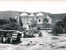 MITLA c. 1960 - L 'Eglise San Pablo Apos Marchands de Pancho  Mexique - Div 6386