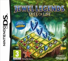Jewel Legends Tree Of Life NDS Nintendo DS Lite DSi XL Brand New