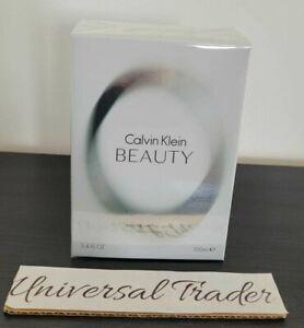 Calvin Klein Beauty Eau De Toilette 100ml EDT Spray