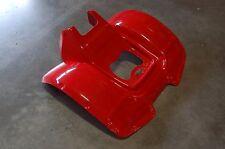 HONDA ATC185S ATC 185S 81 - 83 RED PLASTIC REAR FENDER