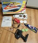 AquaCraft Reef Racer 2 RC Boat With Box -  EVERYTHING INCLUDED!! WORKS!!!!