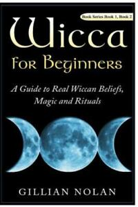 Wicca for Beginners Box Set : Wicca / Wiccan Books / Candle Magic, Paperback ...