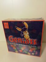 Geniass AQA OCR EXCEL GCSE Revision game Maths Biology Chemistry Physics & RS