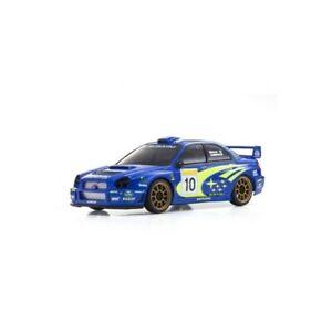Kyosho MINI-Z 4WD AWD Subaru Impreza WRC 2002 Auto RC