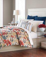 Martha Stewart Bedding Grasmoor Hill 11 Piece Queen Comforter Set $360 14 G493
