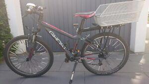 Fahrrad Ghost 24 Zoll Powerkid Mountainbike Kinder m. Zubehör Abholung München
