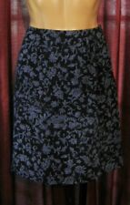 #6610 PRETTY!! NEW 'TELLURIDE CLOTHING CO' FULLY LINED SILKY SKIRT SIZE 6