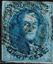 Belgium King Leopold 1 classic stamp 1858 #11 CV $19