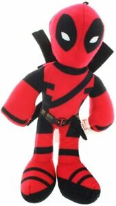 """Marvel Deadpool Plush Toy stuffed 9"""""""