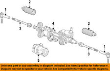 GM OEM-Rack And Pinion Complete Unit 23231302