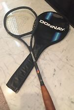 Vintage Donnay Gtx Squash Badminton Racket ~ Excellent Condition!