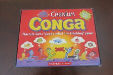 Cranium Conga The Hilarious Guess What I'm Thinking? Family Game 2003