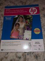 HP Premium Plus Photo Paper-25 Count. Free SnH