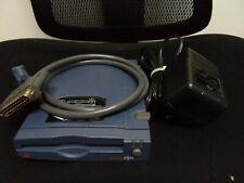 Iomega Zip 100 ZIP100 DDXZ100P2 02659B01 Z100P2 External drive w/ cable adapter