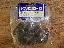 FD-18 Rear Bulk Head - Kyosho Ford RS200 Peugeot 405 Inferno 10 Nitro Thrasher