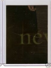 NEW MOON TRADING CARD NEW MOON PUZZLE # 7