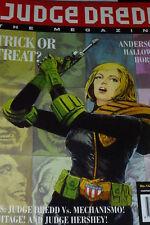 JUDGE DREDD THE MEGAZINE Comic - Series 2 - No 14 - Date 10/1992 - UK Comic