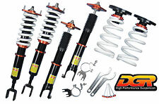 DGR STREET/TRACK ADJUSTABLE COILOVER/SUSPENSION KIT FIT NISSAN S13 180SX SR CA