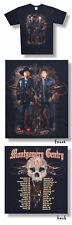 Montgomery Gentry Standing Live-T-SHIRT XL NUOVO US import!!!