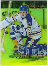 1995-96 Select Certified Mirror Gold #89 Dominik Hasek - NM-MT