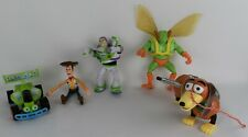 "Toy Story 5"" Twitch, Slinky, Buzz, RC and Woody Figures"
