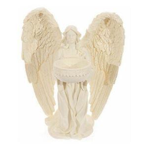 Kneeling Angel Candle Holder Figurine Tea Light Holder Ornament Home Decoration