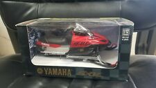 Brand New RED Yamaha VIPER 700 Diecast Toy Model 1:12 Scale Viper Sx Die Cast