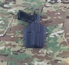 SIG SAUER P320 X-FIVE 9mm Kydex Holster Outside Waistband Black